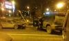 Мажор на Land Cruiser протаранил три припаркованных машины на Дунайском