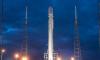 Американская ракета Falcon 9 разбилась при посадке на баржу