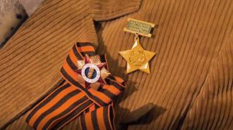 В Кронштадте ветераны получили подарки в День Победы