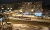 Вечером на Светлановском задымился трамвай