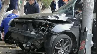 В Ростове в ДТП погиб 20-летний водитель