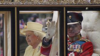 Британская королева Елизавета II впервые написала в Twitter