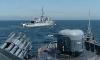 Два военных корабля столкнулись в Балтийском море