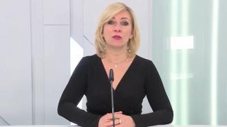 Захарова ответила на слова Зеленского о роли Киева в покорении космоса