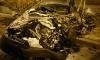 Фура вскрыла Audi под Жуковским путепроводом: тело водителя застряло в искореженной иномарке