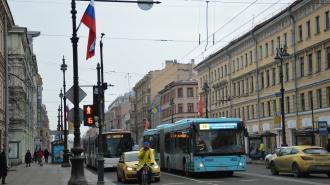 Власти Петербурга намерены приобрести ещё 54 газовых автобуса