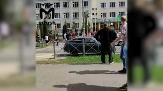 Жена пострадавшего при стрельбе в Казани рассказала о случившемся