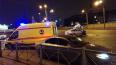 """Яндекс. Такси"" с пассажиром на борту столкнулся с ВАЗом..."