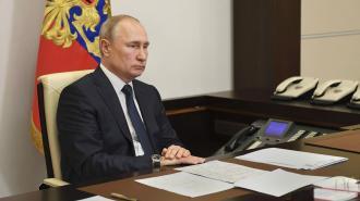 Путин не планирует переговоры с Чехией из-за обострения отношений с Прагой