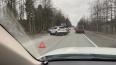 На Зеленогорском шоссе произошло сразу два ДТП