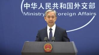 МИД Китая выразил Великобритании протест за отзыв лицензии у CGTN