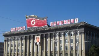 Северную Корею покинули сотрудники гуманитарных организаций