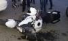 Мотоциклист разбился насмерть, врезавшись в столб, после столкновения с иномаркой на Сенатской площади