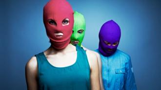 Участница Pussy Riot Мария Алехина поддержала свою коллегу Толоконникову