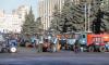 Более 1000 дворников и 500 машин убирают Петербург перед штормом со снегом