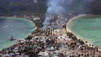 В Индонезии произошло второе за сутки землетрясение
