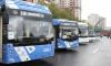 В Петербурге появятся 10 низкопольных троллейбусов