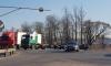 ДТП с участием фуры стало причиной пробки на Московском шоссе