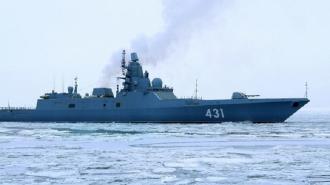 "СМИ: ""Адмирал Касатонов"" ворвался прямо на учения НАТО в Средиземном море"