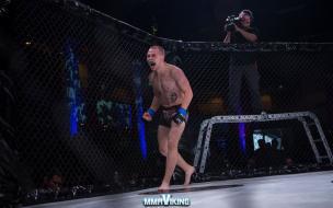 Выборгский боксер одержал победу международного уровня на ковре в Финляндии