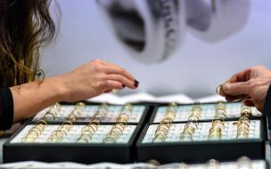 В Петербурге на треть обрушился ювелирный рынок