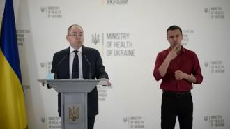 Украина вышла на пик третьей волны пандемии коронавируса