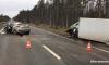 На Мурманском шоссе произошло смертельное ДТП