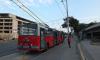 С 14 до 17 июня троллейбус № 17 изменит маршрут