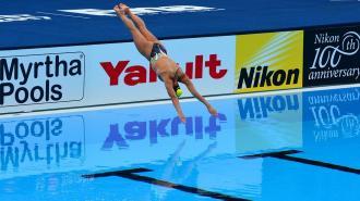 Синхронистки Ромашина и Колесниченко выиграли техническую программу на чемпионате Европы