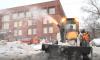 Власти Петербурга рассказали об уборке снега зимой