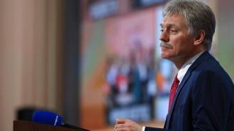 """Песков: послание президента Федеральному собранию будет иметь """"постковидный"""" характер"""