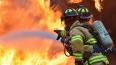 Пожарные потушили ванную комнату на Соляном переулке