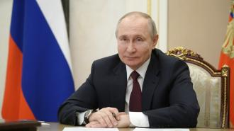 """Путин: у инвалидов не должно быть проблем с приобретением оборудования с картой """"Мир"""""""
