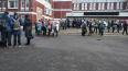 Петербург отмечает два месяца массовых эвакуаций