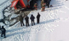 Крещенское купание: В Приморье пожарная машина ушла под лед