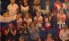 Россияне сами спели национальный гимн после подставы от организаторов ЧМ по художественной гимнастике в Штутгарте