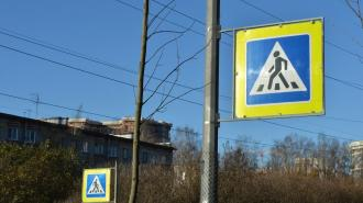 На пешеходном переходе в Кудрово иномарка сбила петербуржца на роликах