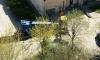 Очевидцы: на Светлановском под землю провалился КамАЗ