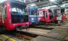 В петербургском метрополитене рассказали о разных моделях поездов