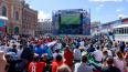Футбольные фанаты во время ЧМ загрузили петербургские ...