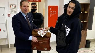 В Москве против Моргенштерна возбудили дело о пропаганде наркотиков