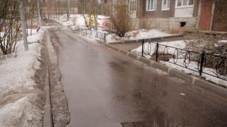 Погода в Петербурге испортится к началу следующих выходных