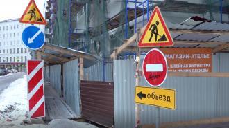 Проезд по улице Графова закроют до конца июля
