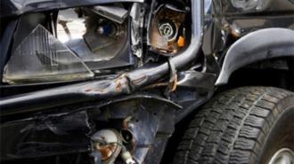 Пять человек погибли в перевернувшемся внедорожнике под Нижним Новгородом