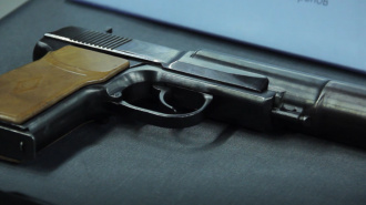 На овощебазе в Купчино мужчине прострелили ногу
