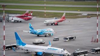 Из-за анонимных сообщений об угрозе взрыва пассажирам Пулково пришлось дожидаться своих рейсов