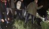 В Невском районе из болота вытаскивают автомобиль: пассажир погиб