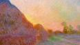 """Картину Моне """"Стога"""" продали на аукционе за рекордные ..."""