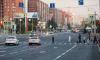По Комендантскому и Богатырскому проспектам пустили автомобили