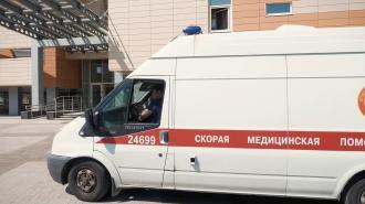 В ДТП  во Всеволожске с участием автобуса пострадали три человека